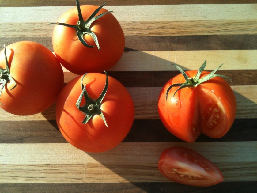 Summer Tomato Relish on The Local Forkful: Recipe by Charles Hunter III