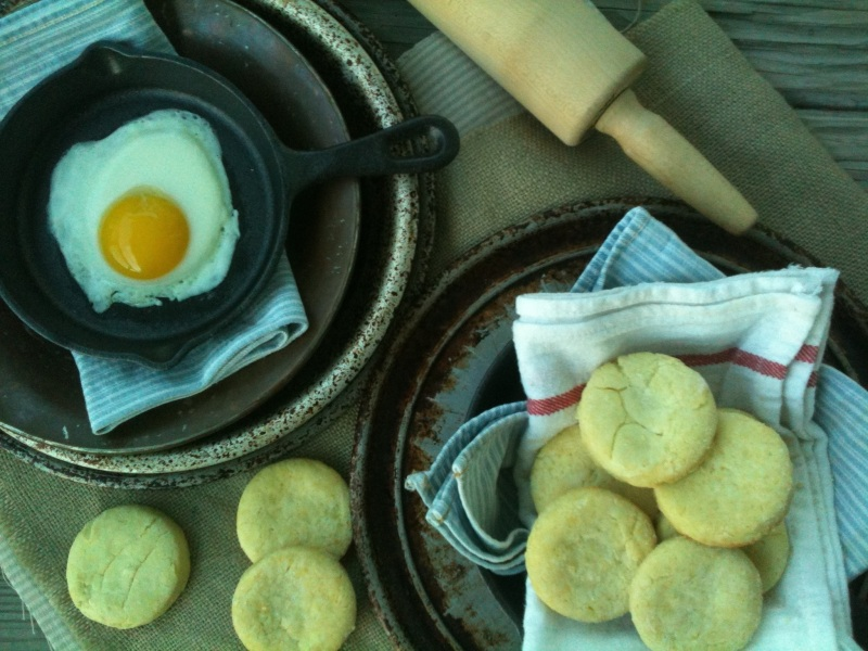 Gluten Free Biscuits, The Local Forkful, Asheville Food and Wine Festival