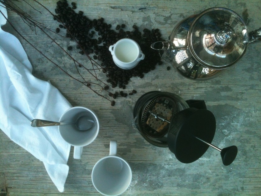 How to make French Press coffee: Recipe by The Local Forkful