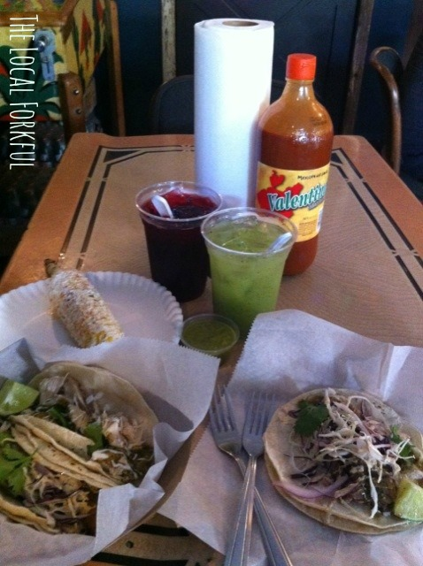 Mas Tacos Por Favor Review by The Local Forkful