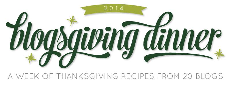 Blogsgiving Dinner 2014