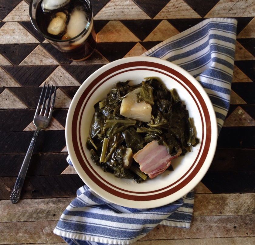 Collard Greens & Southern New Year