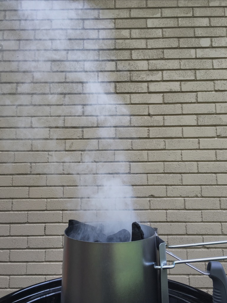 Grilling, Charcoal, Chimney Starter, ATKgrill